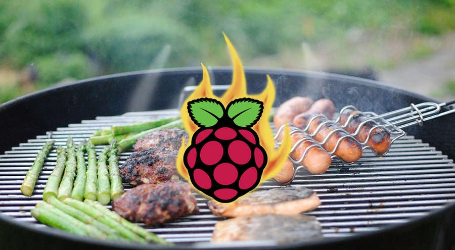 HeaterMeter Raspberry Pi