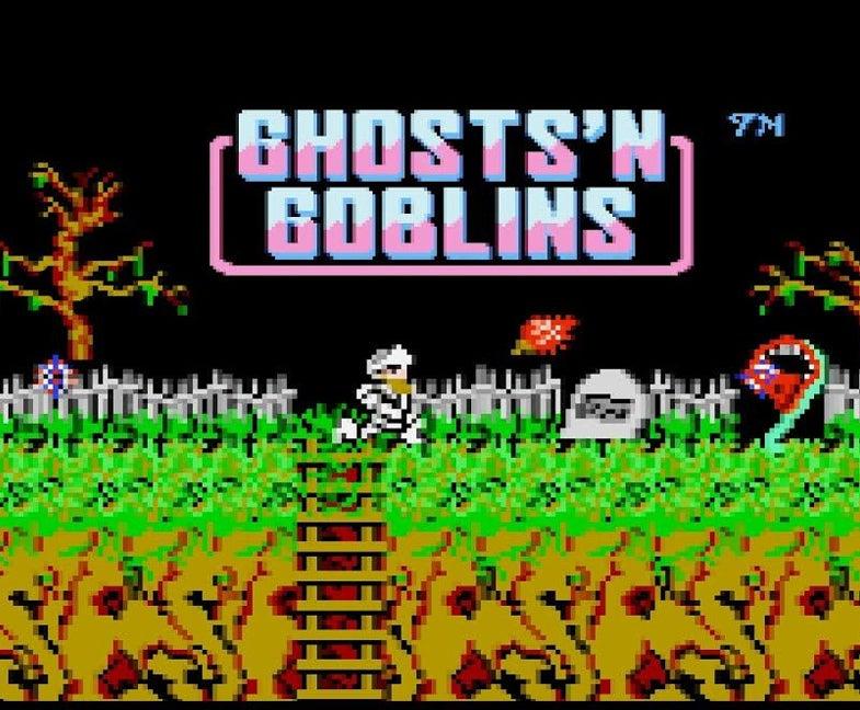 Ghost n' Golblins