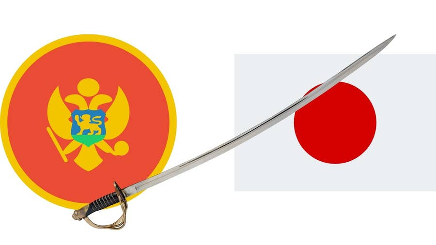 The 101-year War Between Montenegro and Japan
