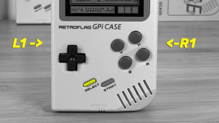 How to save and load Retroflag GPi games