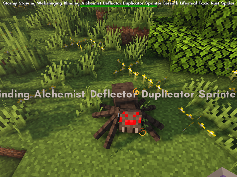 minecraft fabric mod eldritch mobs