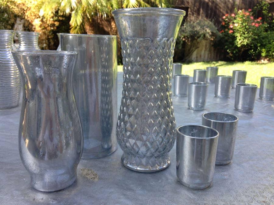 How to Make DIY Mercury Glass (the Easy Way!)