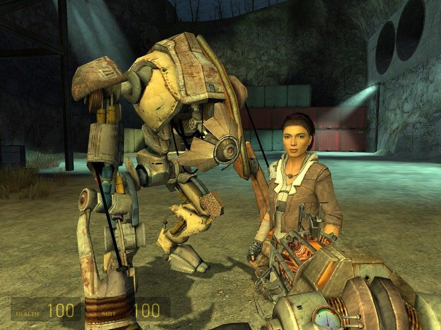 Half-life 2 gameplay