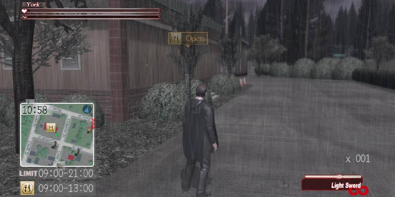 deadly premonition pc directors cut worst video games
