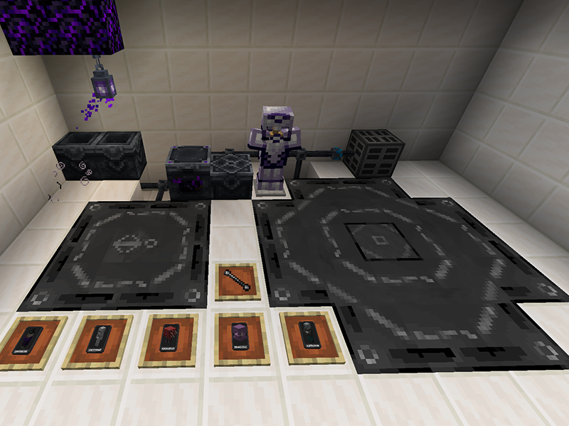 minecraft fabric mods crying obsidian lacrimis