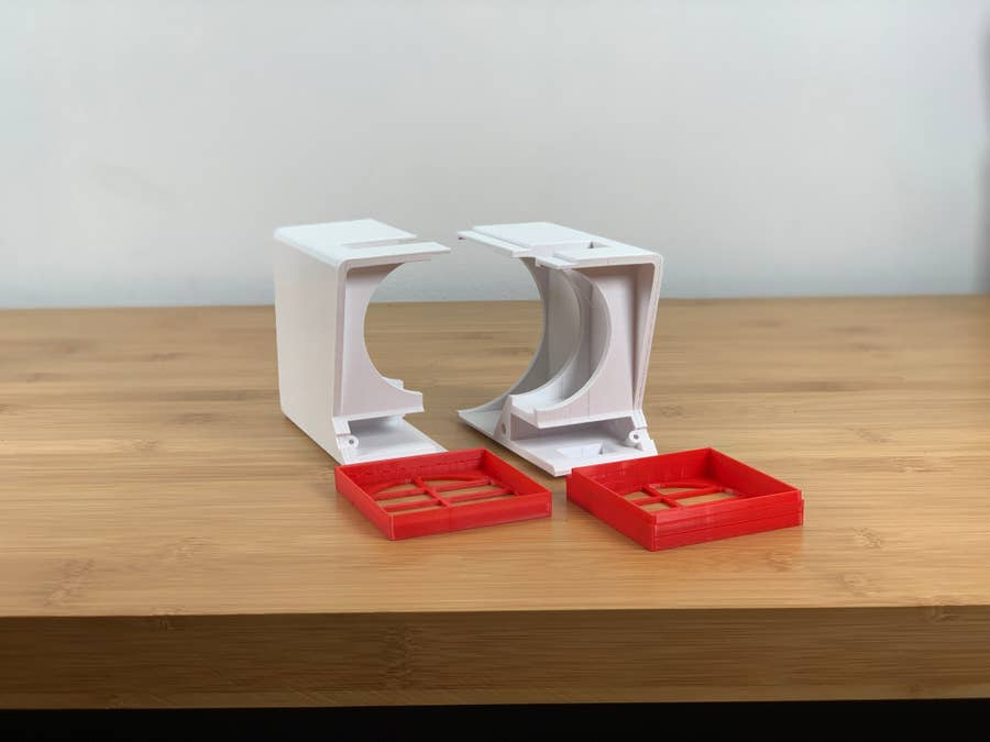 3D printing without a printer