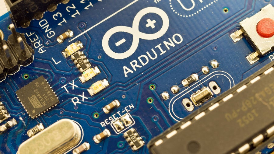 Arduino beginner programming