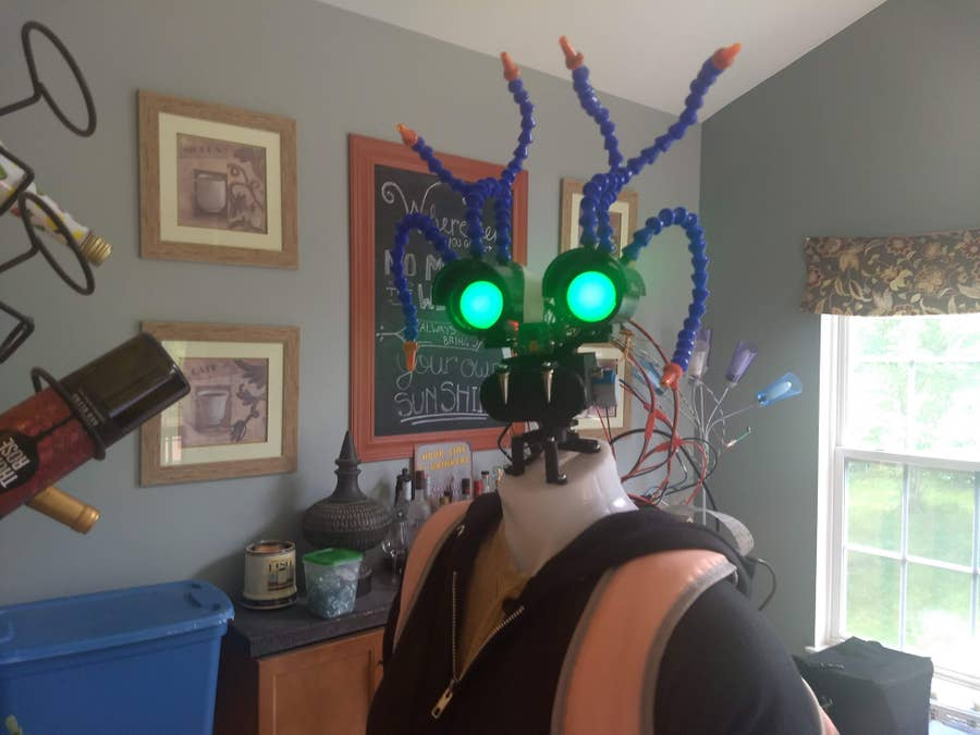 Face Tracking Raspberry Pi Robot