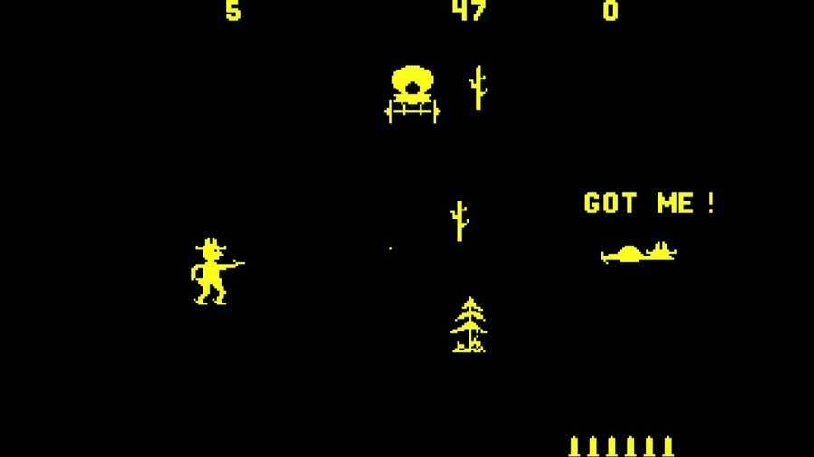 Gun Fight Arcade Game