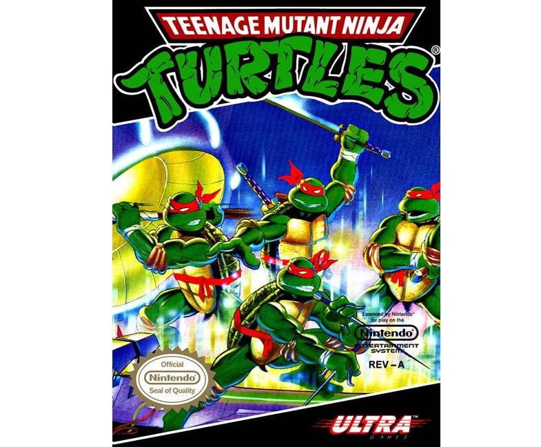 Teenage Mutant Ninja Turtles Stats