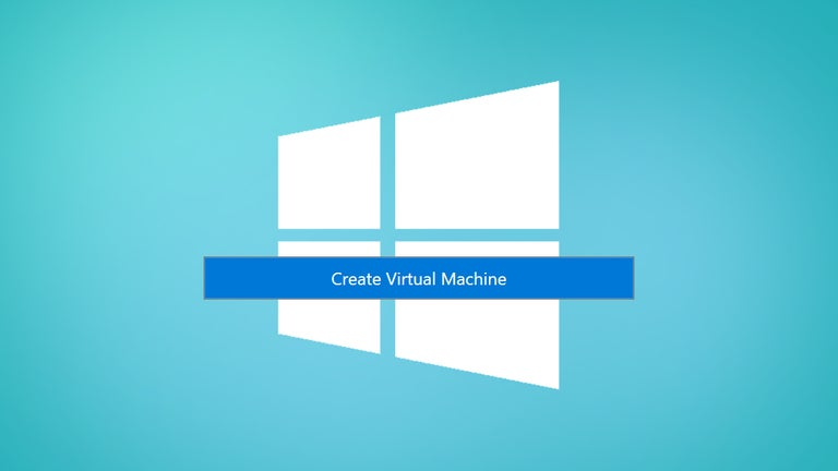 Virtual Machine Windows 10
