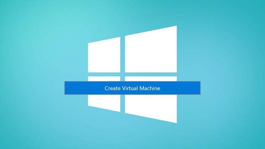 Virtual Machine Windows 10