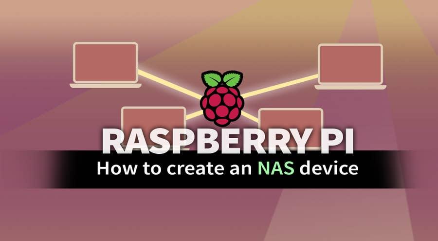 Raspberry Pi NAS setup