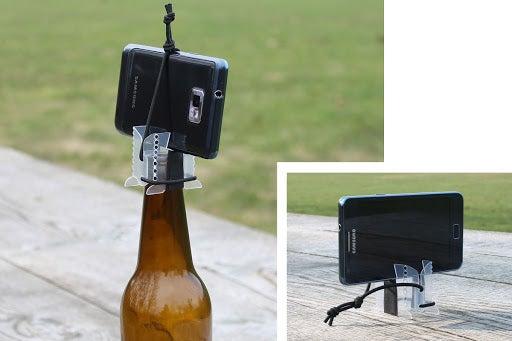 bottlecap tripod