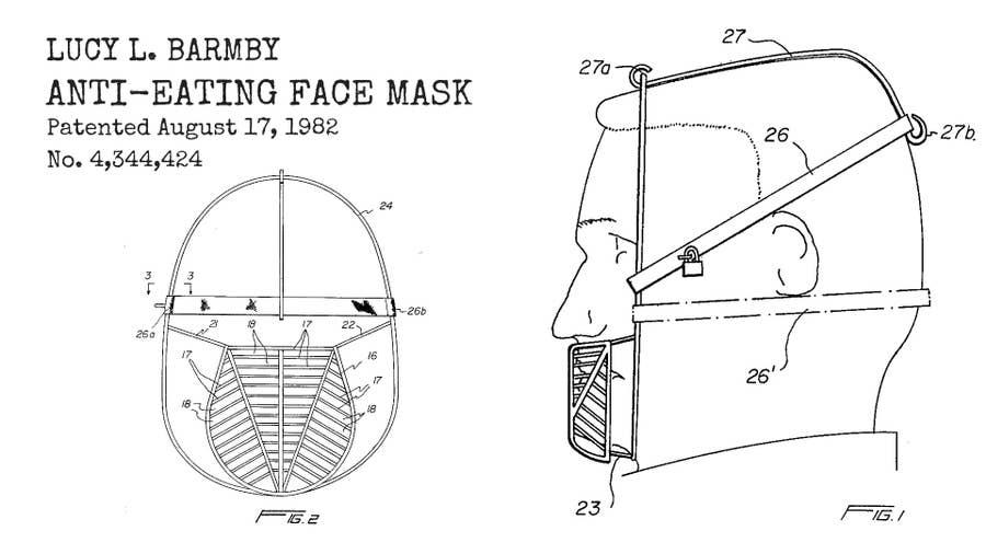 Anti Eating Mask
