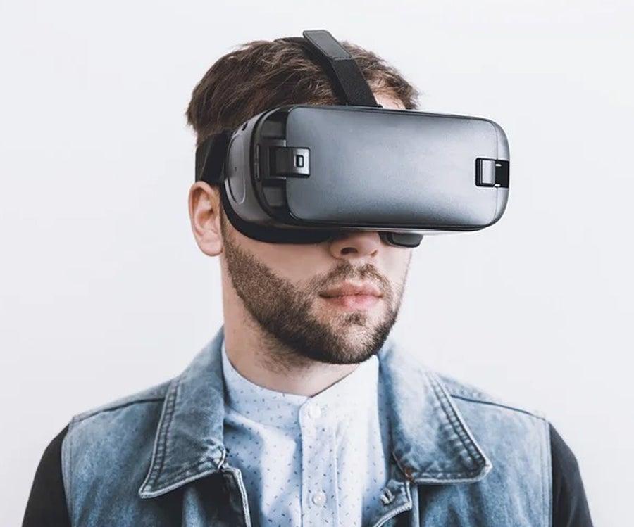 Smartphone VR Headset