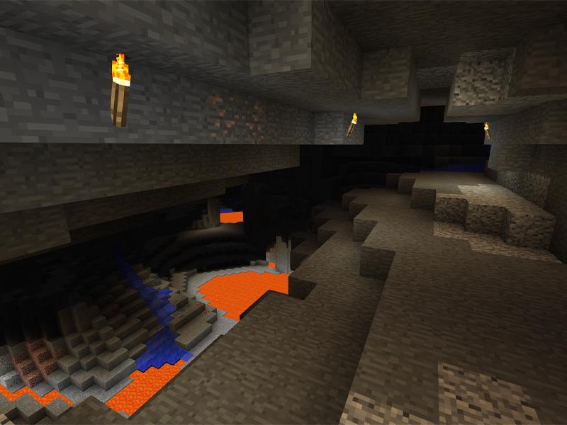 minecraft fabric mods better caves