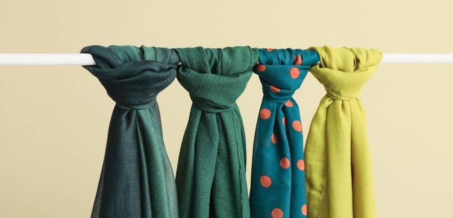 Hanging Scarves