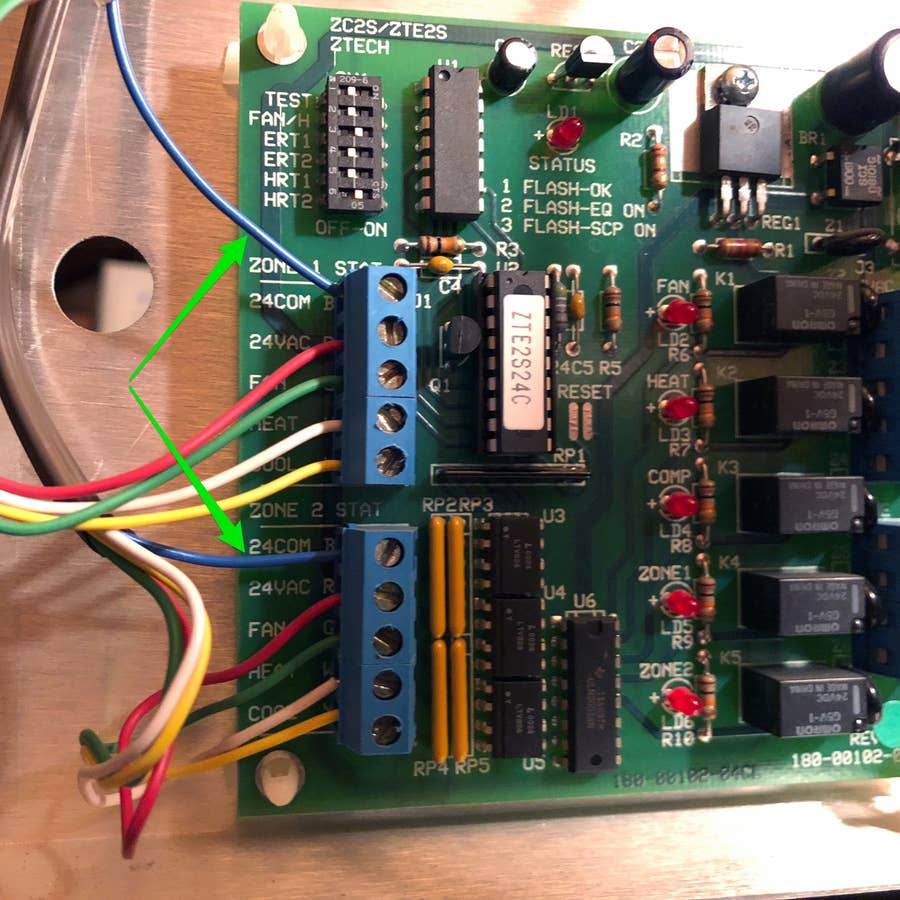 Troubleshooting tip #1: Do you need a C wire?