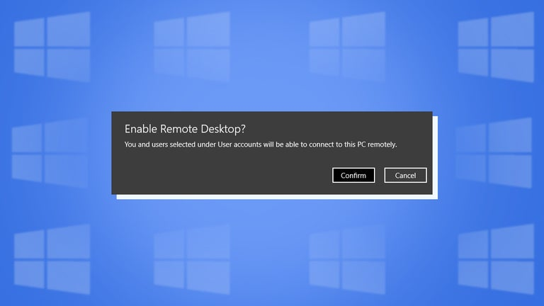 Enable Remote Access Windows 10