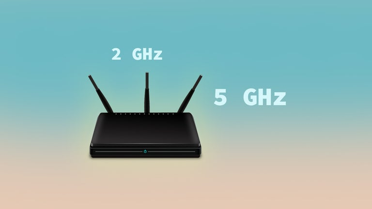 Change Channel on Router