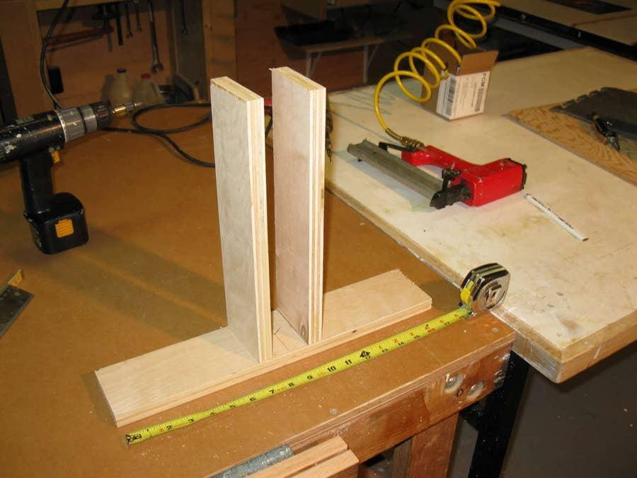 Build a door buck or two