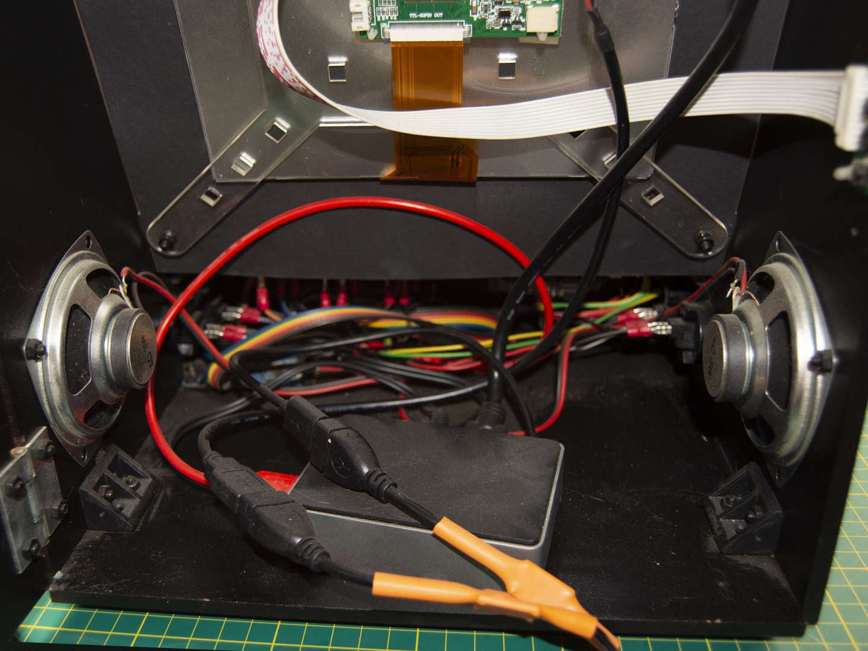 Picade speakers