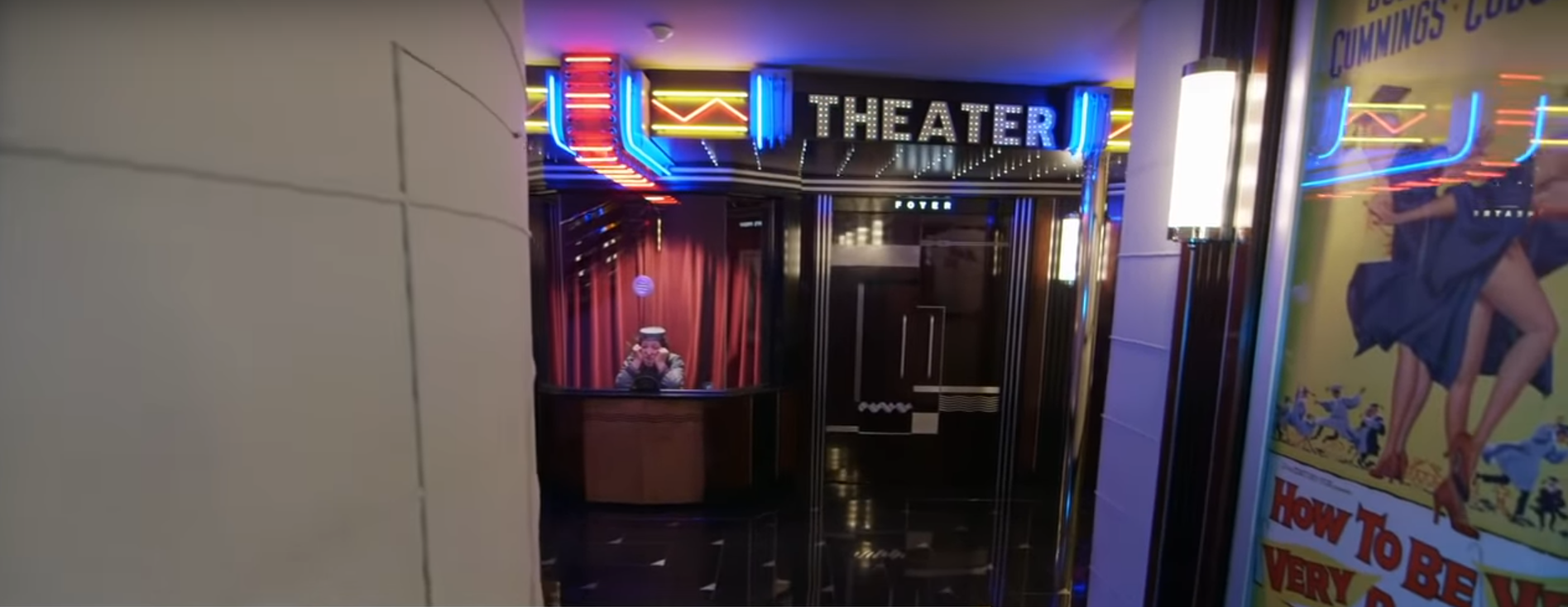 This home theater is over 3,000 square feet, making it one of the largest in the world.