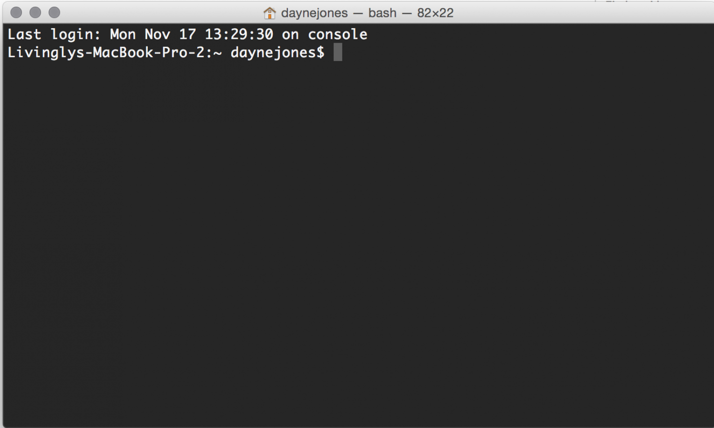 How to flush DNS on your Mac