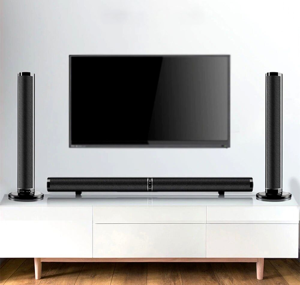 Bluetooth soundbar setup for small spaces