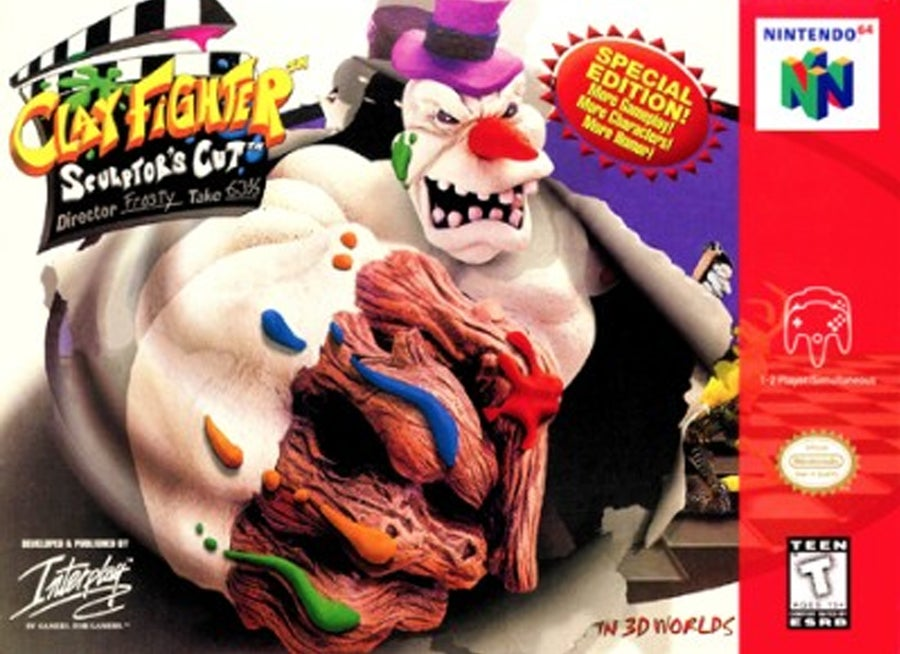 ClayFighter Sculptor's Cut