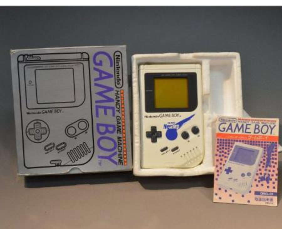 Altus Newing Game Boy