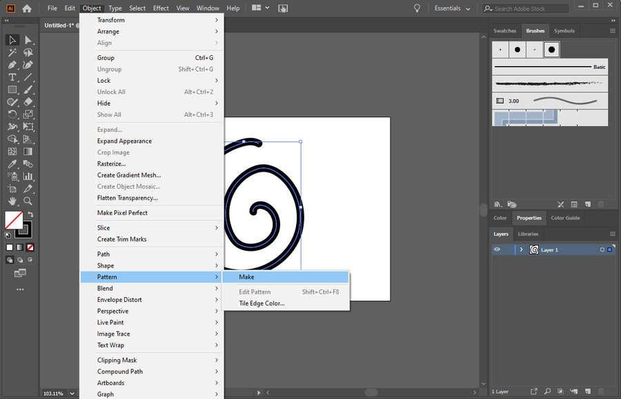 Illustrator Pattern Tool 2020