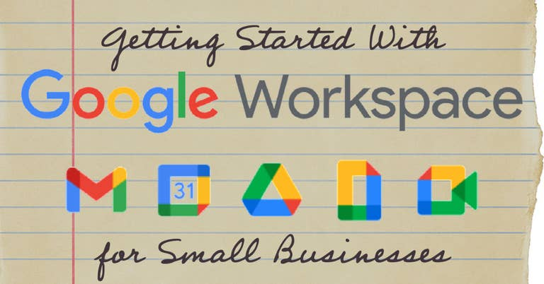 Google Workspace for Small Business