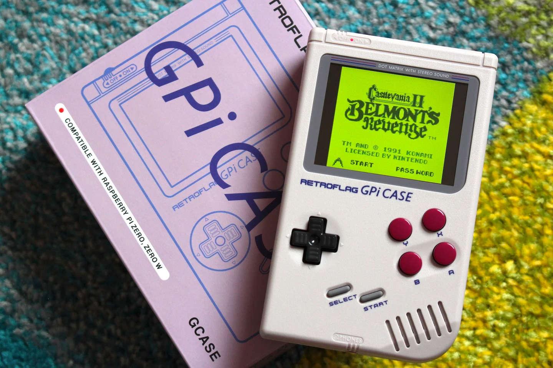 Retroflag GPi CASE: The Raspberry Pi Game Boy We've Been