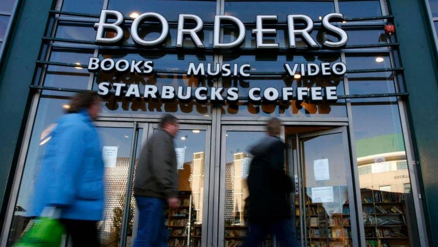 Borders Books & Music