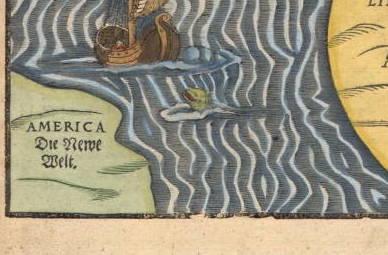 bunting clover leaf map America