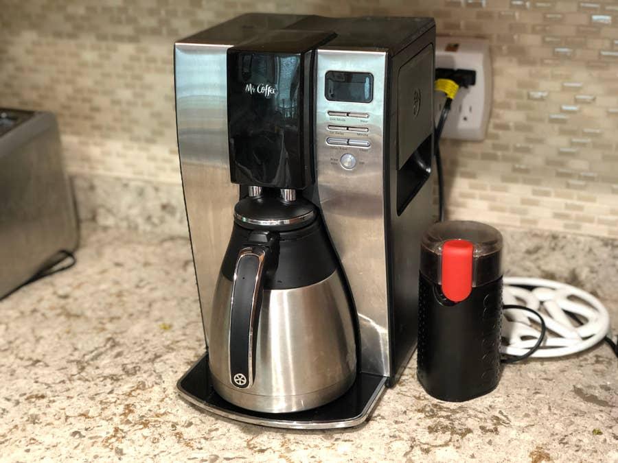 Coffee Maker Clean