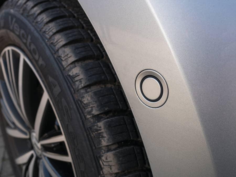 AutoPi parking sensor