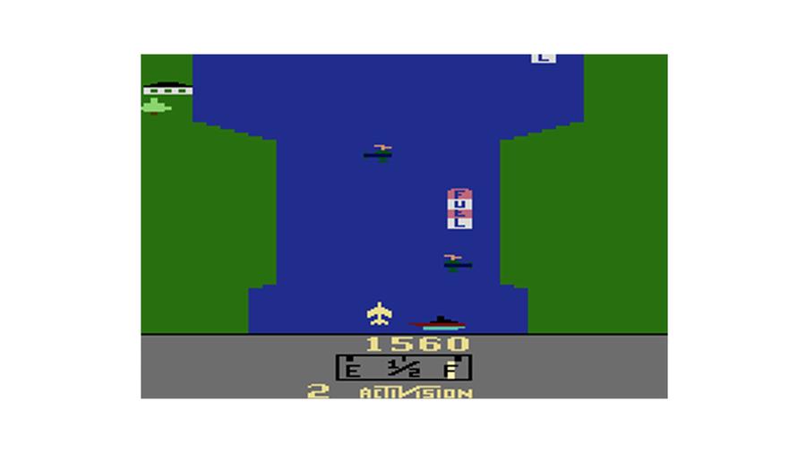 river raid atari carol shaw 1982