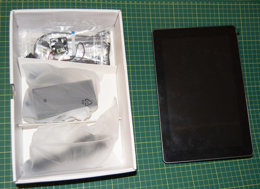 RasPad 3 Packaging