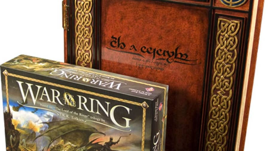 War Of The Rings Collector's Edition
