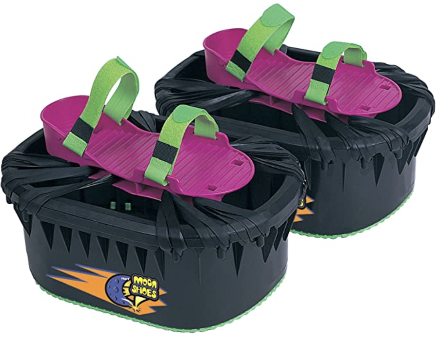 Moon Shoes.