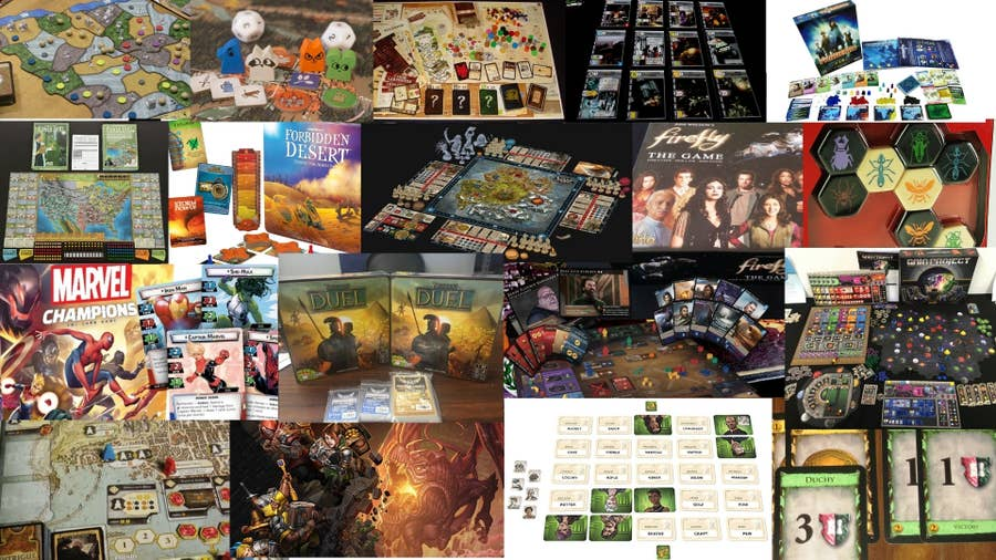 30 of the Best Board Games of All Time