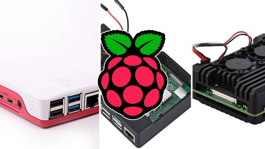 Raspberry Pi 4 Cases 2021