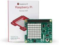 Sense HAT for the Raspberry Pi