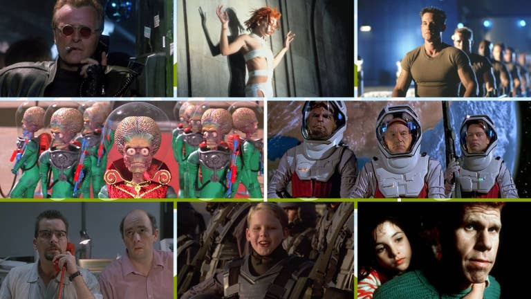 The Most Underrated Science Fiction Films of the 1990s