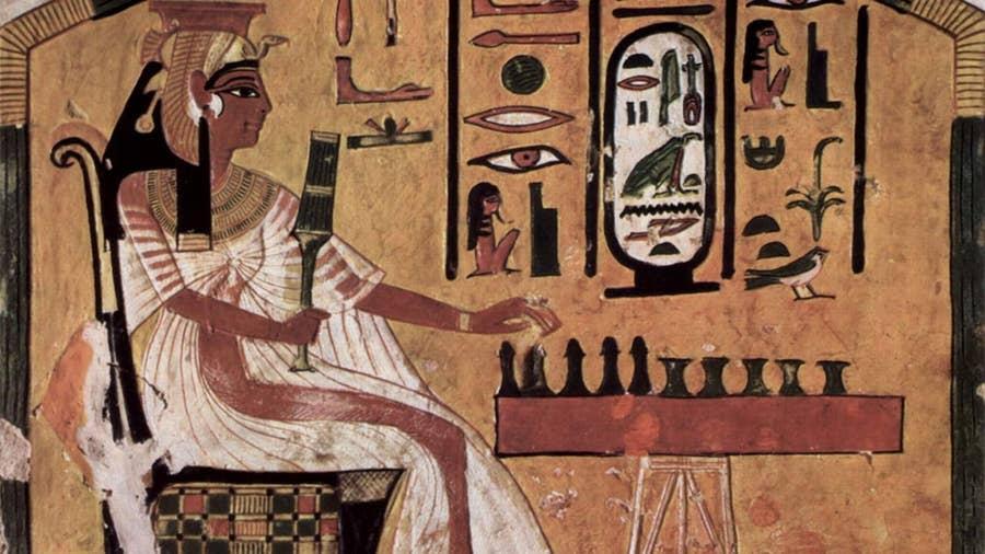 Ancient Egyptian Senet