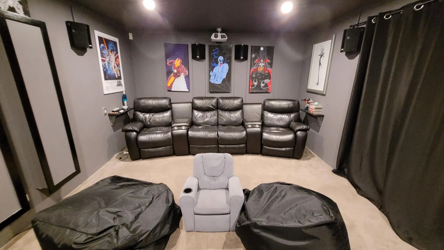 Homey home theater