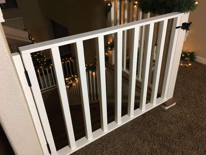 Diy Baby Gate Howchoo